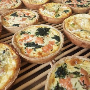 Quiche Broccoli Geitenkaas