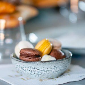 Macarons (per 5 stuks)