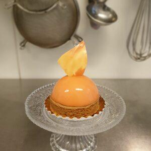 Bloedsinaasappel vanille slofje (per 3)